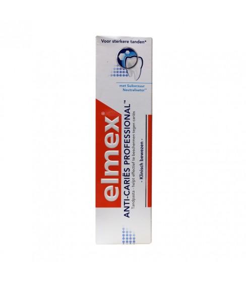 Pasta do zębów Elmex Anti-Cariës professional 75ml