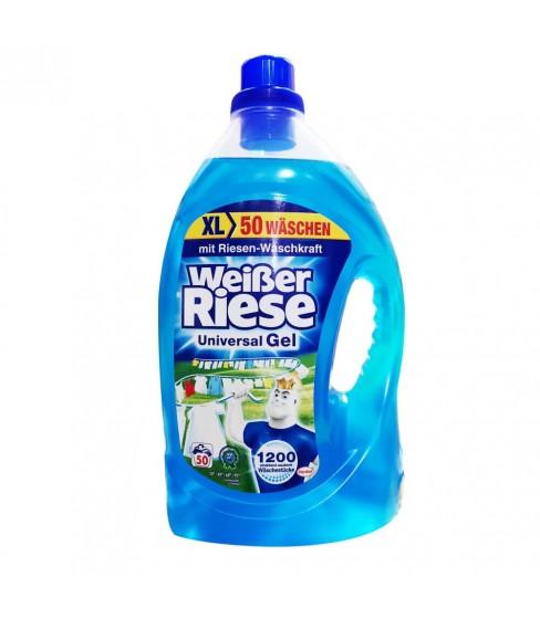 Żel do prania Weisser Riese Universal 3,65 l - 50 WL