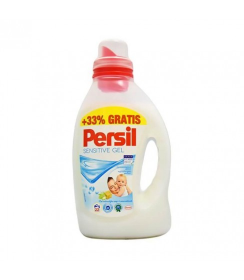 Żel do prania Persil Sensitive 1,452 l - 22 WL