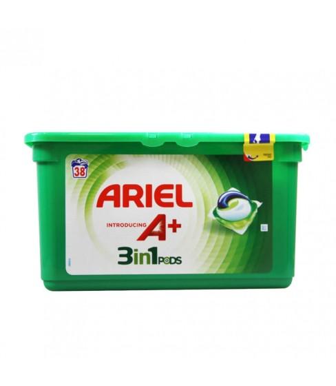 Kapsułki do prania Ariel 3w1 Regular 38 sztuk