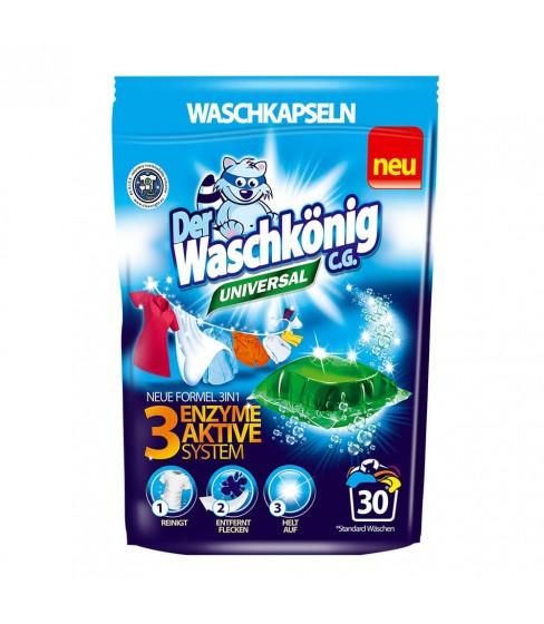 Kapsułki do prania Waschkonig Universal 30 sztuk