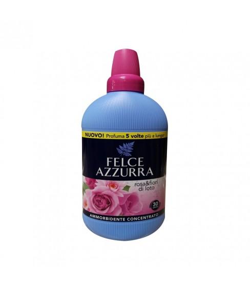 Felce Azzurra Rose&Lotus Flower koncentrat do płukania tkanin 750 ml - 30WL