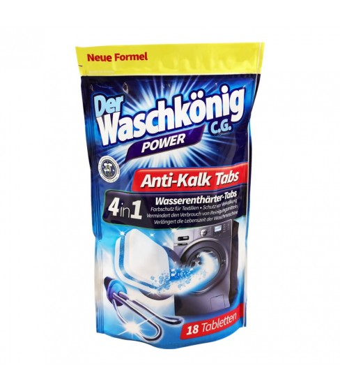 Tabletki odkamieniające do pralki Waschkonig