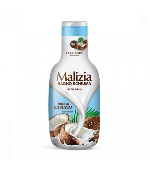 Płyn do kąpieli Malizia Coconut 1 L