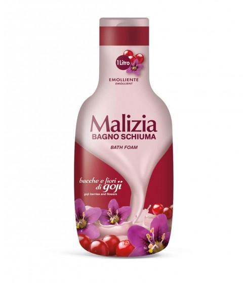 Płyn do kąpieli Malizia Goji Berries and Flowers 1 L