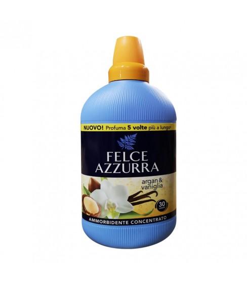 Felce Azzurra Argan & Vanilla koncentrat do płukania tkanin 750 ml - 30WL
