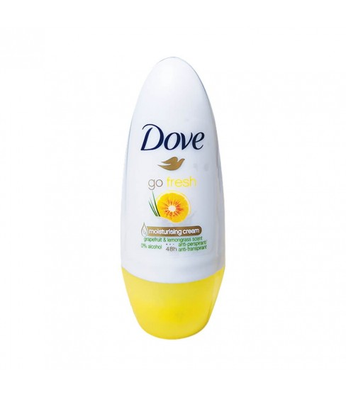 Antyperspirant Dove Deo Roll On - Go Fresh Grapefruit 50 ml