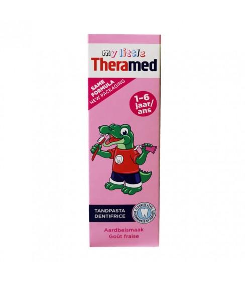 Pasta do zębów Theramed Junior truskawkowa 50 ml