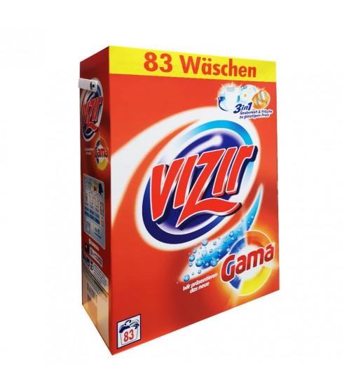 Proszek do prania Vizir 5,395 kg - 83 WL