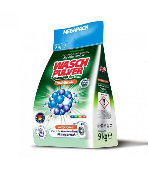Proszek do prania WaschPulver Universal 9 kg - 106 WL