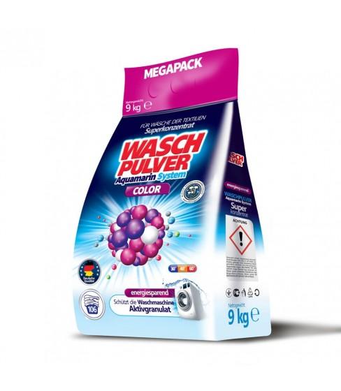 Proszek do prania WaschPulver Color 9 kg - 106 WL