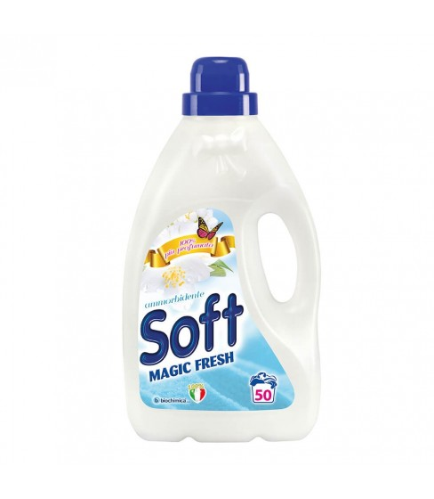 Płyn do płukania tkanin Soft Magic Fresh 3 L - 50 prań