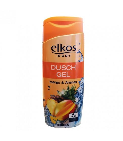 Żel pod prysznic Elkos Mango&Ananas 300 ml