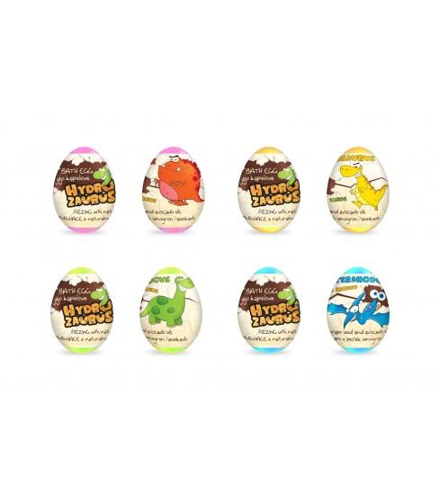 Jajka Hydrozaury - kule do kąpieli dla dzieci