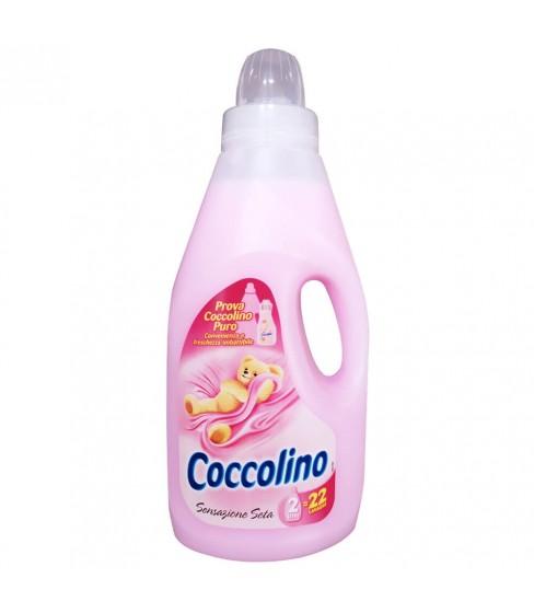 Płyn do płukania tkanin Coccolino Sensazione 2L - 22 prania