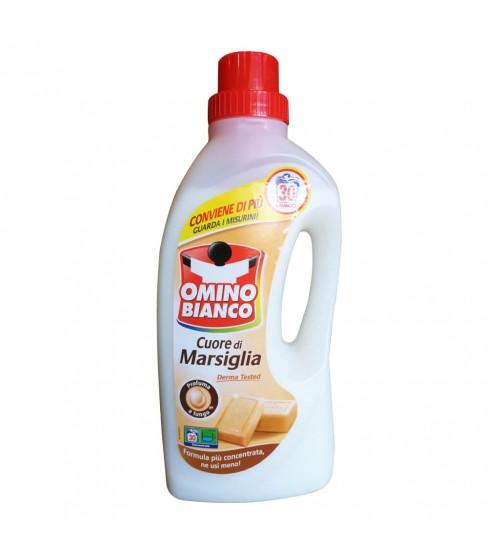 Żel do prania Omino Bianco Cuore di Marsiglia 1,5L - 30 prań