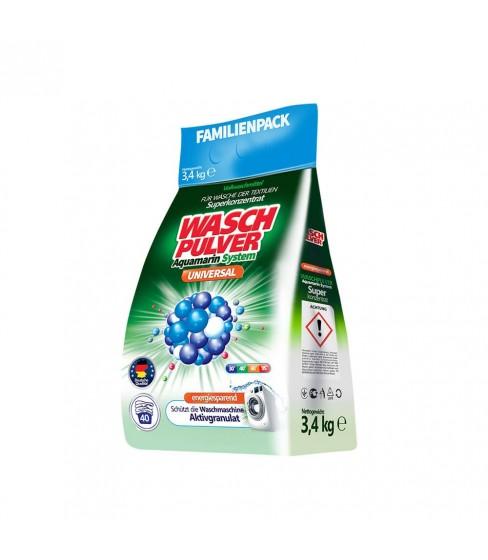 Proszek do prania WaschPulver Universal 3,4 kg - 40 WL
