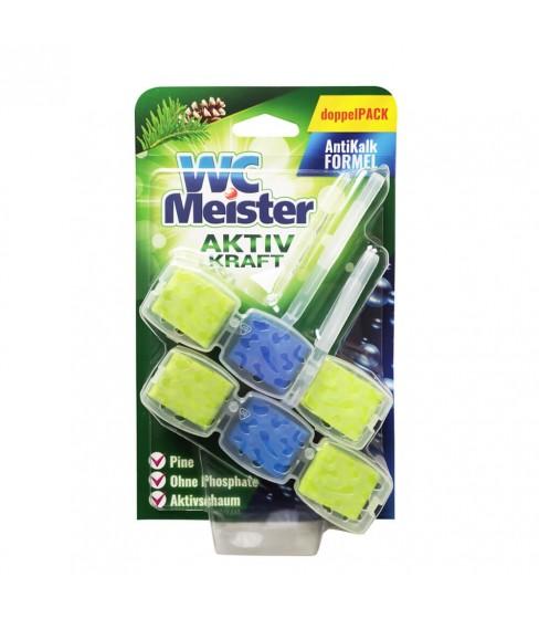 Podwójna zawieszka do toalety WC Meister - zapach lasu
