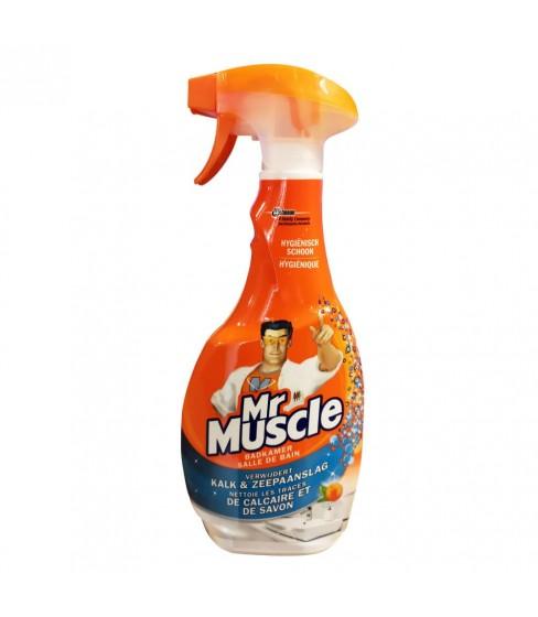 Spray do czyszczenia łazienki Mr Muscle Lime&Soap Scum