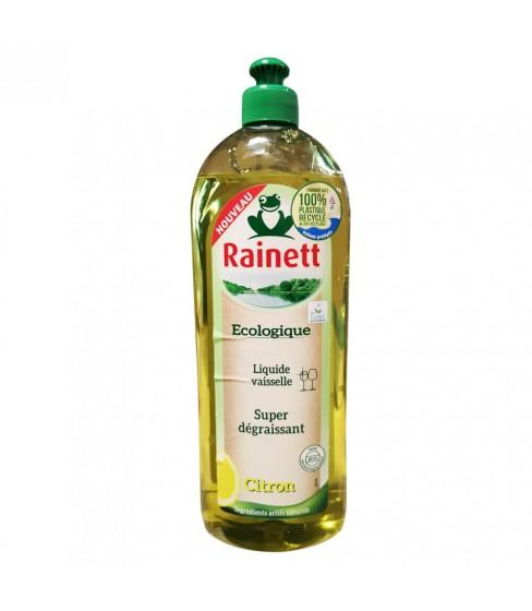 Płyn do mycia naczyń Rainett Ecological Lemon 750 ml