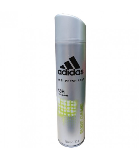 Antyperspirant Adidas Deospray Pure Game 250 ml