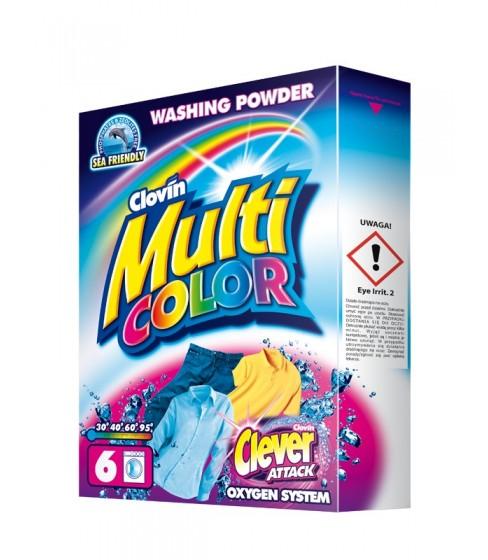 Proszek do prania Multicolor 600 g