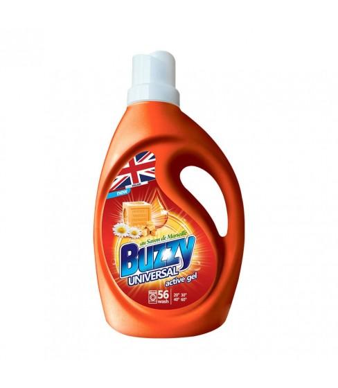 Żel do prania Buzzy Universal 3,08 l – 56 W