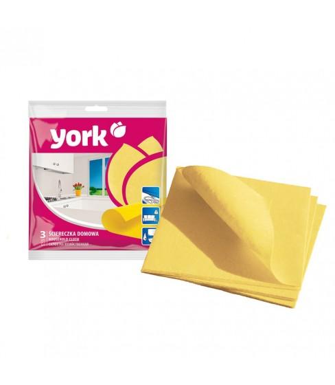 Ściereczka domowa York - 3 sztuki