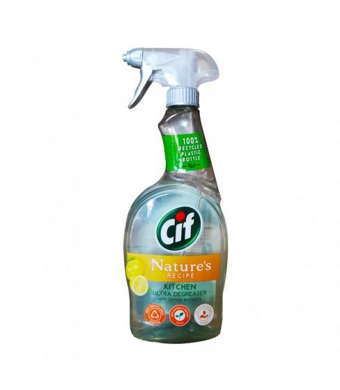 Spray do kuchni Cif Nature's Recipe 750 ml