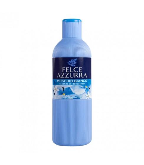 Żel do mycia ciała Felce Azzurra White Musk (Muschio Bianco) 650 ml