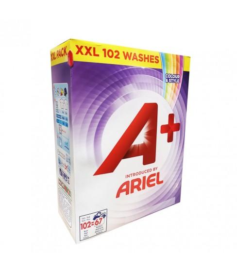 Proszek do prania Ariel Color 2,814 kg - 67 W