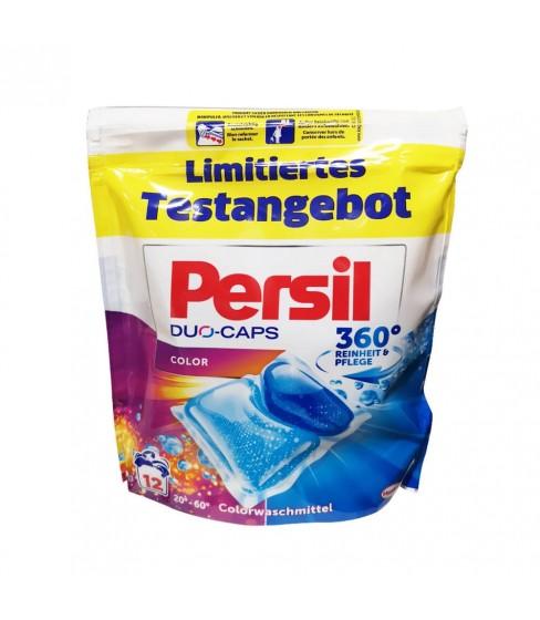 Kapsułki do prania Persil Duo-Caps Color 12 szt.