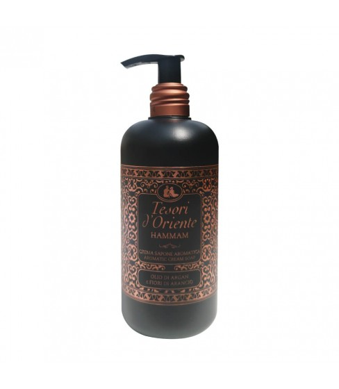 Mydło w pompce Tesori d'Oriente Hammam 300 ml