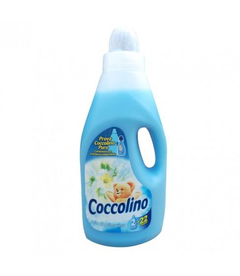 Płyn do płukania tkanin Coccolino Blue Primavera 2L - 22 prania