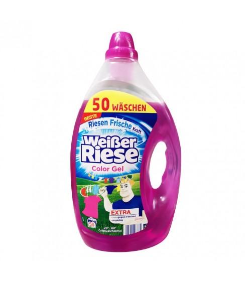 Żel do prania Weisser Riese Color 2,5 l - 50 WL