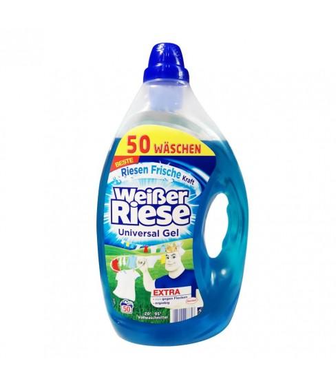 Żel do prania Weisser Riese Universal 2,5 l - 50 WL