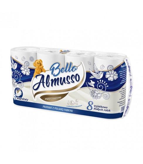 Papier toaletowy Almusso Bello 8 szt.