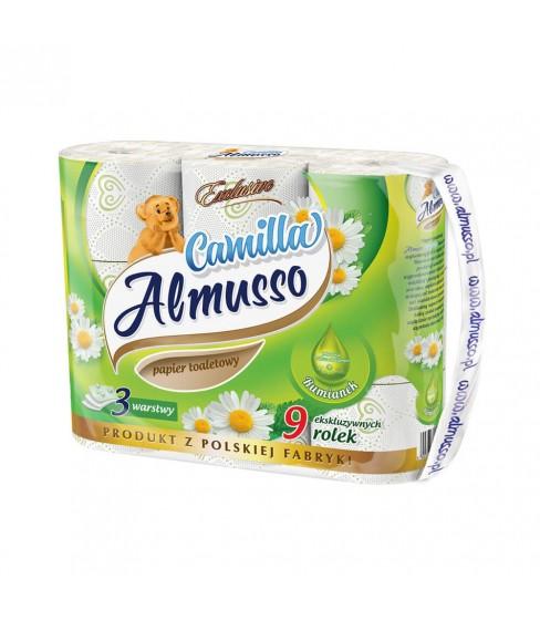 Papier toaletowy Almusso Camilla 9 szt.