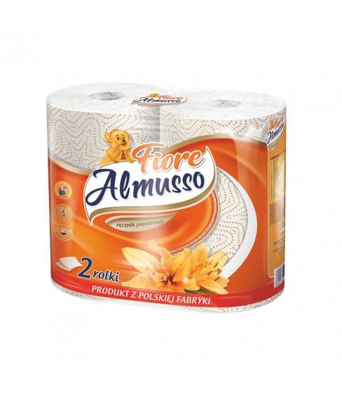 Ręcznik kuchenny Almusso Fiore 2 szt.