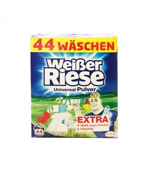Proszek do prania Weisser Riese Universal 2,42 kg - 44 WL