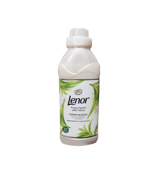 Koncentrat do płukania Lenor Natural Verbena 550 ml - 22 prania
