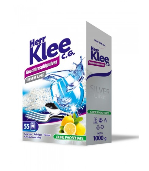 Proszek do zmywarki Herr Klee C.G. Silver Line 1 kg