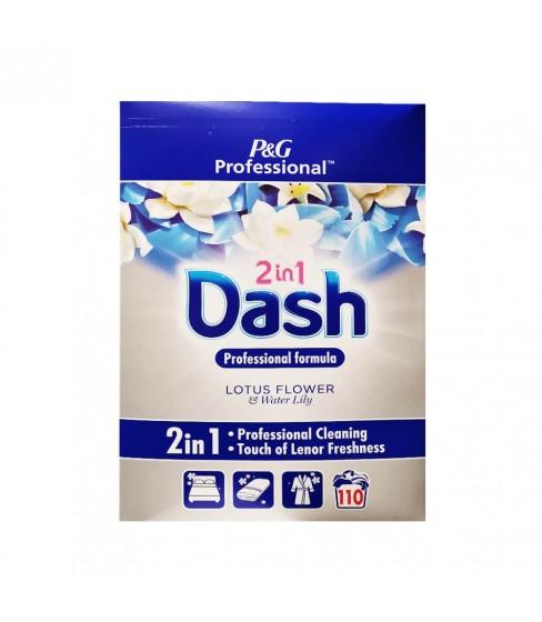 Proszek do prania Dash Lotus Flower&Water Lily 7,15kg 110 prań