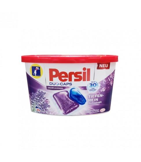 Kapsułki do prania Persil Duo-Caps Color Lawenda 14 szt.