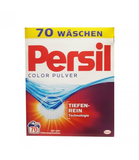 Proszek do prania Persil Color 4,55 kg - 70 WL