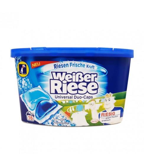 Kapsułki do prania Weisser Riese Universal 16 szt.