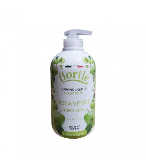 Mydło w płynie Fiorile Green Apple 500 ml