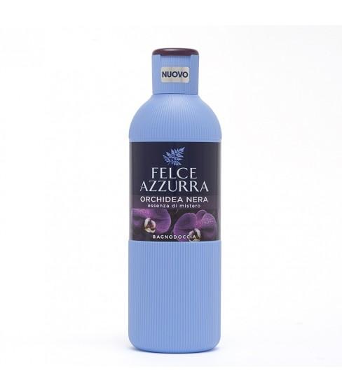 Żel do mycia ciała Felce Azzurra Black Orchid 650 ml