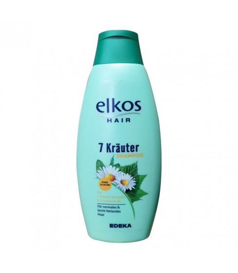Szampon Elkos 7 Kräuter 500 ml