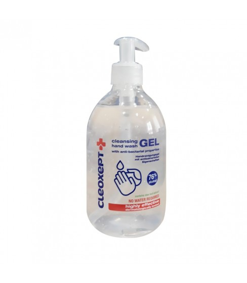 Cleoxept żel higieniczny do rąk 500 ml